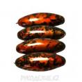 Булавка для постельного белья Элипс (4шт) 23 - Темно-оранжевый