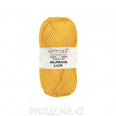 Пряжа Alpaca Lux Etrofil