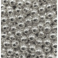 Бусины жемчуг пластиковые (10гр) 8мм - 2 - Серебряный