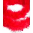 Боа пух 180см 028 - Красный