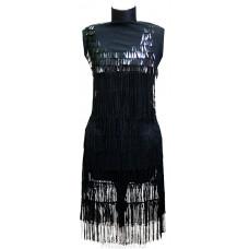 Полуфабрикат для платья Q887 SLV