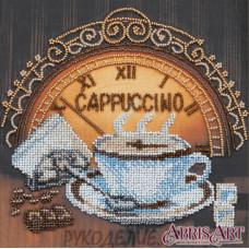 Готовая вышитая картина Кофе и шоколад 20*20см Абрис АРТ
