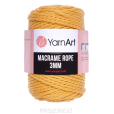 Пряжа Macrame Rope 3мм YarnArt