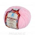 Пряжа Карамелька Камтекс 056 - Розовый