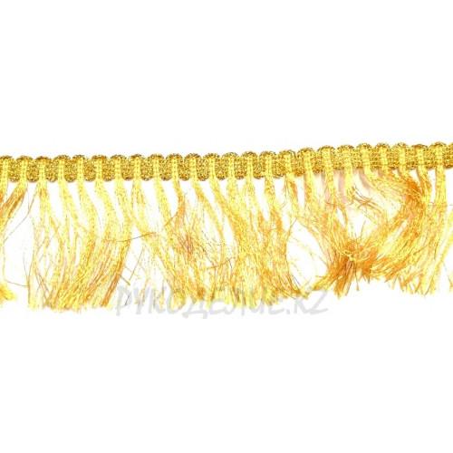Бахрома золото-серебро 9см