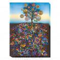 Картина вышитая Денежное дерево 31*42см АбрисАрт 1 - Цветной