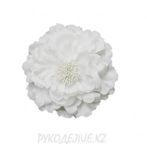 Брошь Цветок пион d=120мм