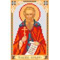 Рисунок на шелке Святой Максим исповедник 22*25см Матрёнин Посад 1 - Цветной