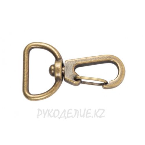 Карабин металлический GH-103/20мм Гамма