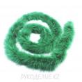 Боа пух 180см 137 - Зелёный