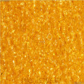Бисер прозрачный глянцевый 10/0 Preciosa 10020 - Золотой песок