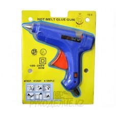 Пистолет клеевой в футляре (б)
