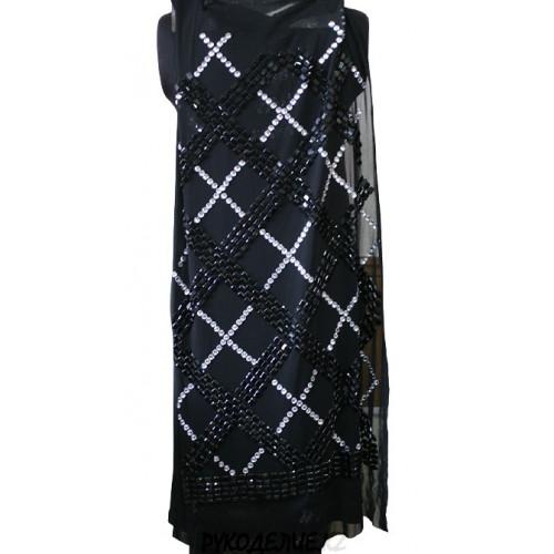 Полуфабрикат для платья 258-38 SLV