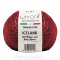 Пряжа Iceland Etrofil 70335 - Ягодный