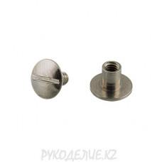 Винт для ремня d-9мм металл SFB-02