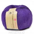 Пряжа Детский каприз Пехорка 78 - Фиолетовый