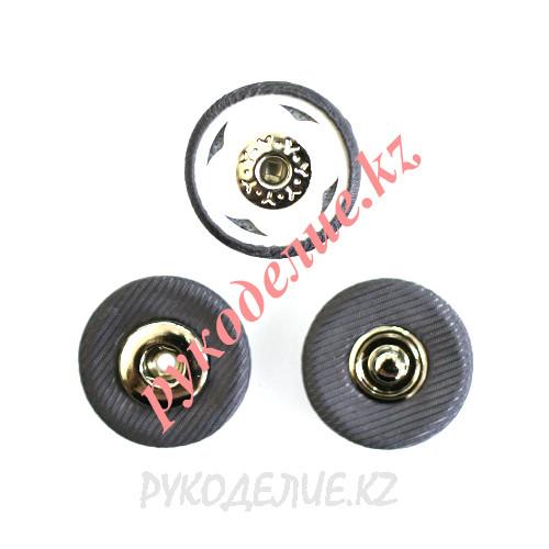 Кнопка пришивная металлическая MS K-64