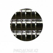 Пуговица джинсовая BJ001 (20мм, Никелированный)