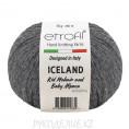 Пряжа Iceland Etrofil 06091 - Средне-серый
