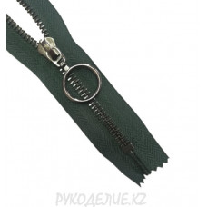 Молния металл №5 однозамковая (70см, Оксид) Angelica Fashion