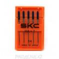 Игла для бытовых машин для стрейч НА-1 N90/14 SKC Оранжевый