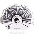Зажимы для волос 1 - Чёрный