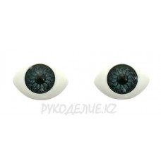 Глаз 12мм клеевые