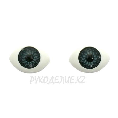 Глаз клеевой 12мм