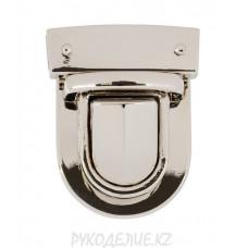 Застежка для сумок (4 детали) LBZ-1 Гамма