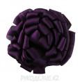 Брошь Цветок Георгин d-75мм 40 - Тёмно-фиолетовый