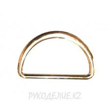 Фурнитура Полукольцо металлическое №6044