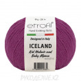 Пряжа Iceland Etrofil 06093 - Фуксия