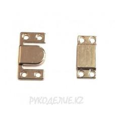 Крючки брючные пришивные (2 детали) DF-266