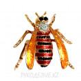 Брошь насекомые 8 - Оса оранжевая