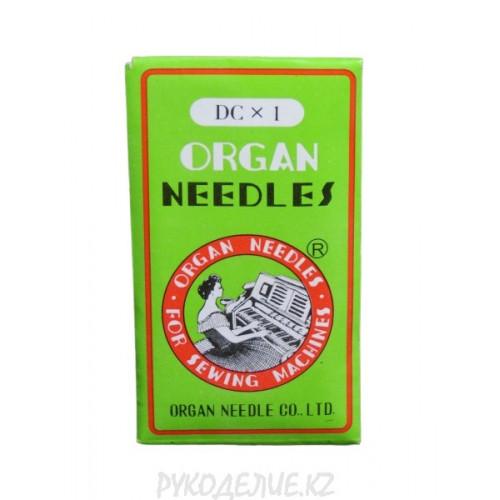 Игла для бытовых машин HA-1 N80 Organ needles