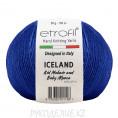 Пряжа Iceland Etrofil 70533 - Морской синий