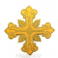 Термоаппликация Крест 9*9см