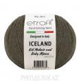Пряжа Iceland Etrofil 06095 - Светло-коричневый