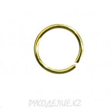 Кольцо для бус (1оборот) d-12мм