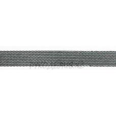 Лента д/швов G-210dsh 10мм (черн)