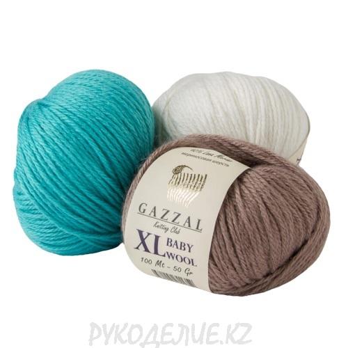 Baby Wool XL Gazzal
