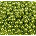 Бусины №3 27 - Темно-зеленый