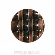 Пуговица джинсовая BJ001 (17мм, Медный)