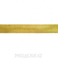 Парча золото-серебро 2см