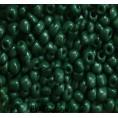 Бисер крупный 276 - Тёмно-зелёный