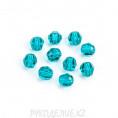 Бусины стекло 5000 4-d Swarovski 229 - Blue Zircon