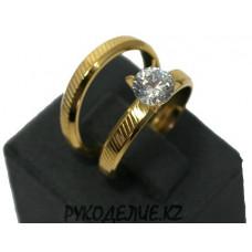 Кольцо двойное (124)