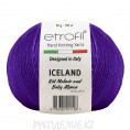 Пряжа Iceland Etrofil 70614 - Лиловый