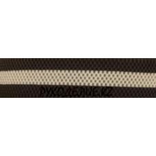 Резина декор 30мм (1, кор беж)