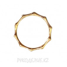 Фурнитура Кольцо металлическое неразъемное (один оборот) Angelica Fashion